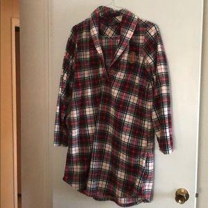 Lauren Ralph Lauren Sleep Pajama Size XL Flannel